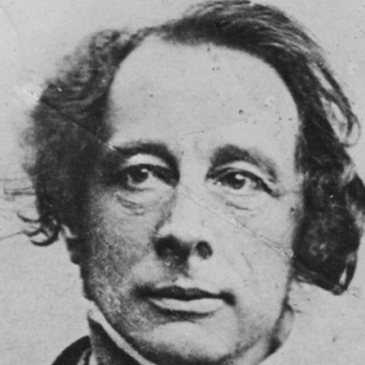 A Short Biography of Dickens's Face